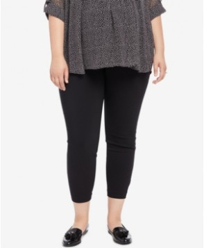Motherhood Maternity Plus Size Cropped Skinny Pants