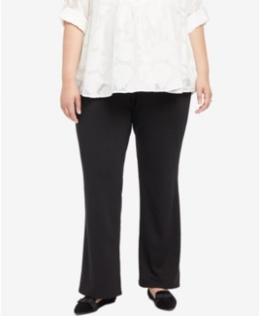 Motherhood Maternity Plus Size Boot-Cut Pants