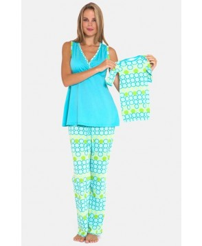 Olian 3-Piece Maternity Sleepwear Gift Set