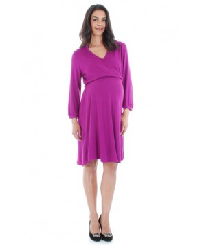 Everly Grey 'Sicily' Maternity/nursing Dress