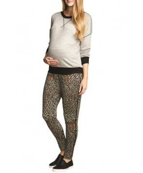 The Urban Ma Dolman Sleeve Maternity Top