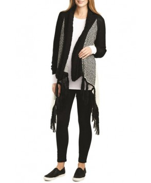 The Urban Ma Fringe Maternity Cardigan