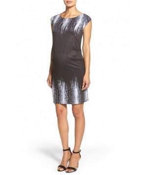 Tart Maternity 'Jillian' Cap Sleeve Maternity Dress