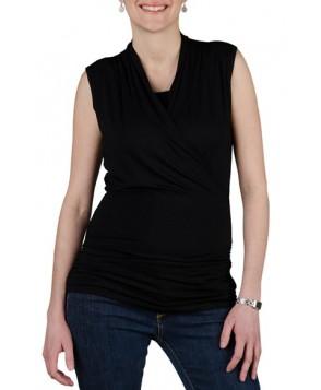 Momzelle 'Josiane' Sleeveless Nursing Maternity Top