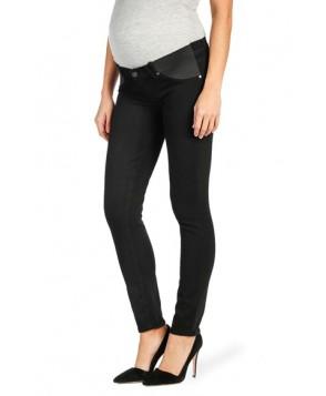 Paige 'Transcend - Skyline' Ankle Peg Skinny Maternity Jeans