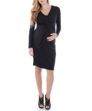 Everly Grey 'Sloan' Maternity/nursing Dress