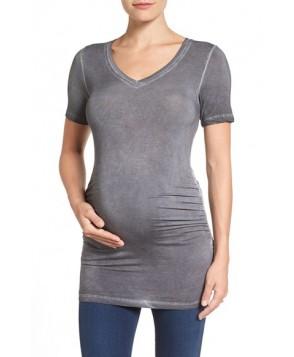 Tart Maternity 'Bump' Boyfriend Maternity Tee