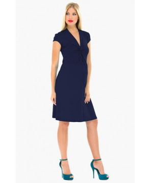 Olian Maternity Wrap Dress