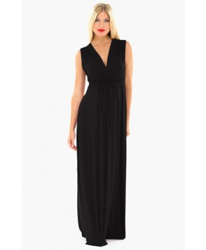 Olian 'Angeline' Maternity Maxi Dress