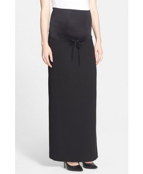 Eva Alexander London Maternity Maxi Skirt