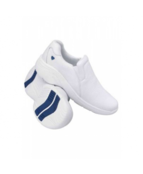 Nurse Mates Dove nursing shoe - White W