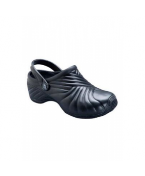Dickies ZigZag nursing clog - Black