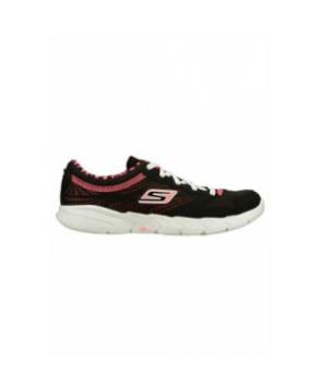 Skechers GOfit athletic shoe - Black