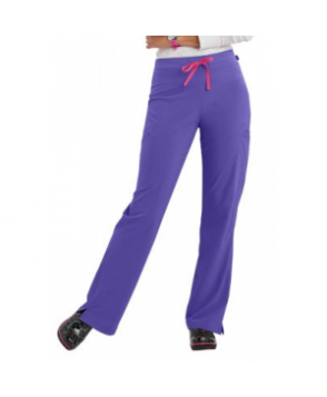 Smitten Magic Amp cargo scrub pant ystic Violet