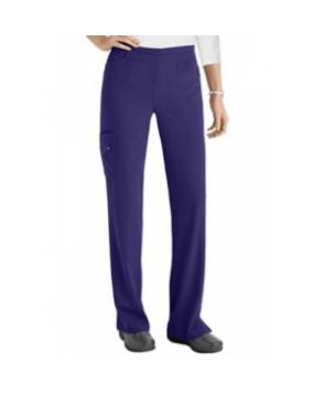 Greys Anatomy Signature April -pocket cargo scrub pant - Peri