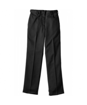 Womens microfiber pants - Black 8