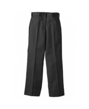 Edwards Garment womens easy fit chino pants - Black
