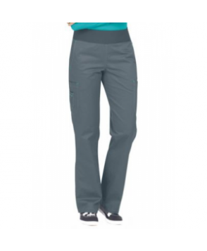 MC by Med Couture yoga scrub pant teel/Robins Egg