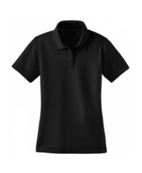 Ladies select snag-proof polo - Black