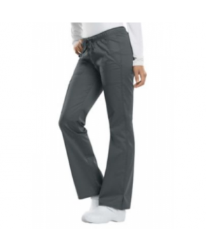 Dickies Gen Flex -pocket drawstring scrub pant - Pewter