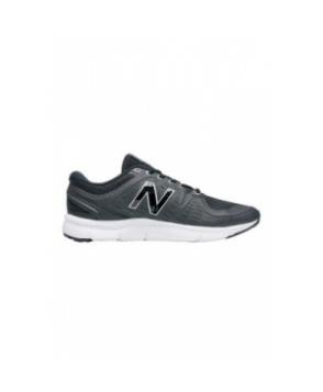 New Balance mens comfort ride athletic shoe - Black/Silver