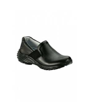 Nurse Mates Align Harmony slip-on shoe - Black -