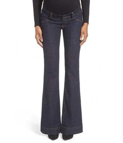 Maternal America Bootcut Stretch Maternity Jeans