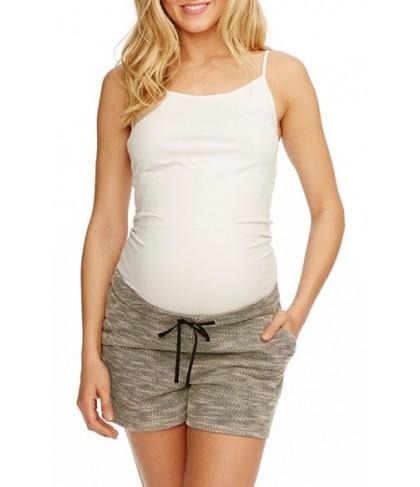 Rosie Pope 'Boardwalk' Woven Maternity Shorts