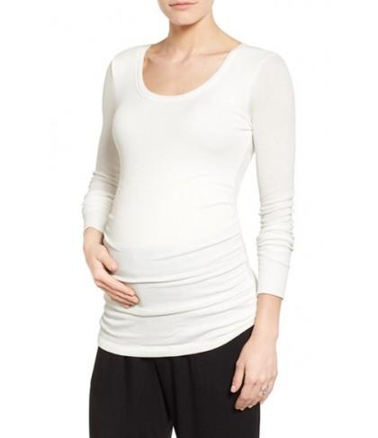Tart Maternity 'Corinna' Thermal Maternity Top