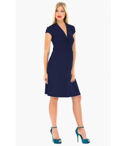 bc95137bf7f86 Olian Maternity Wrap Dress