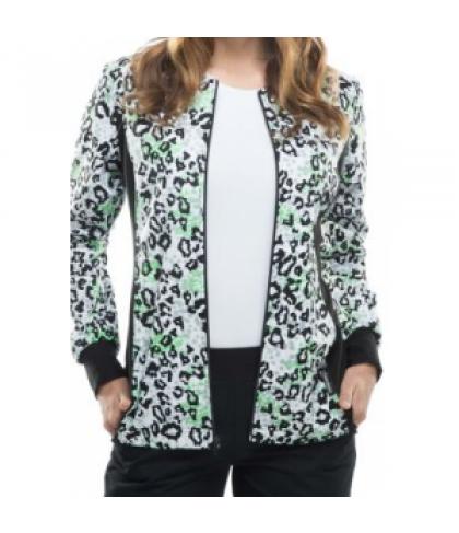 Cherokee Flexibles Go Fur It print jacket - Go Fur It - XL